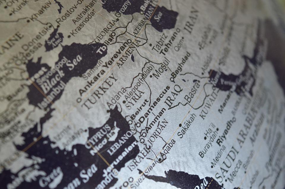 En tidsresa i USA:s mellanösternpolitik
