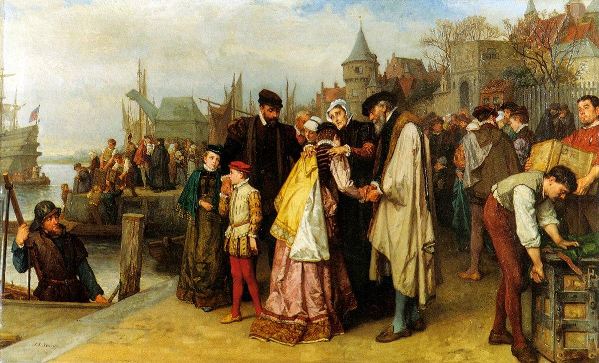 Holland och religiösa minoriteters finansiella inflytande i det tidigmoderna Europa