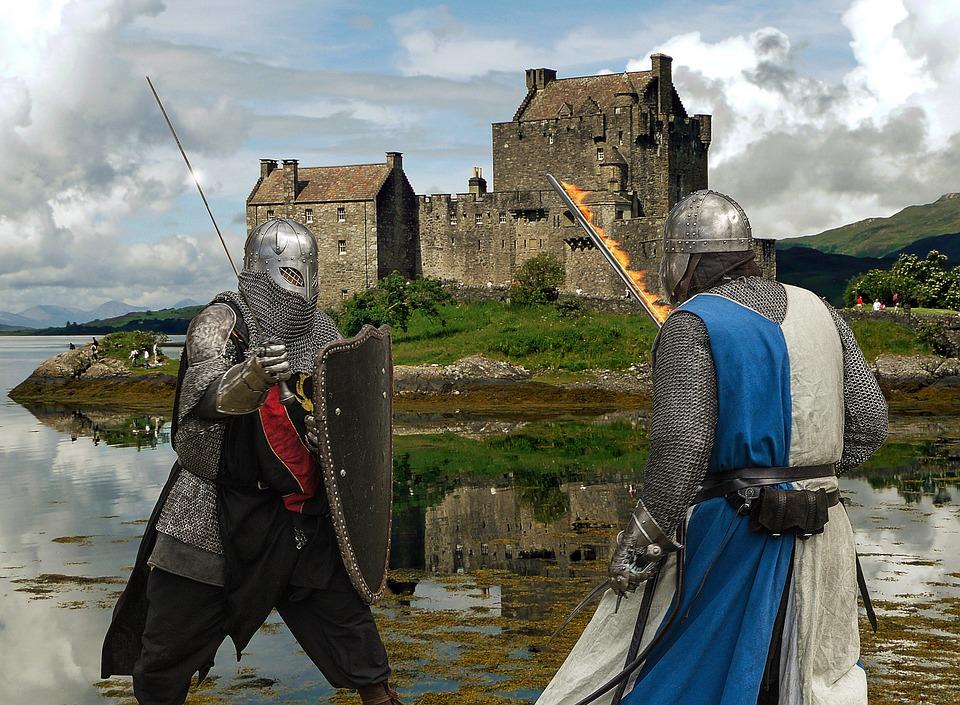 Richard Langéen: Så led och levde folket under medeltiden