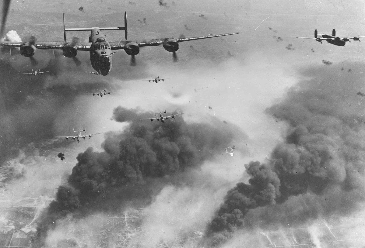 Richard Langéen: Var världskrigen oundvikliga?