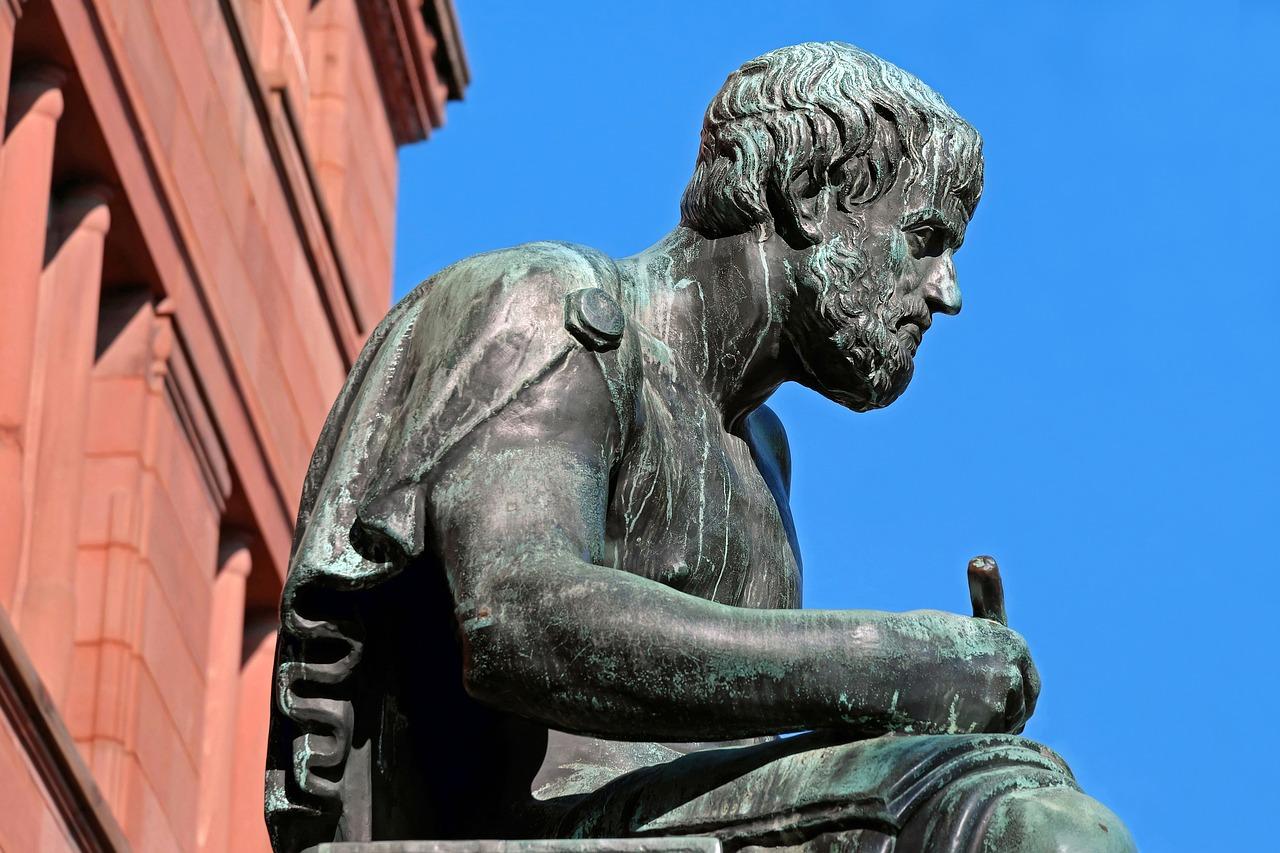 """Aristoteles politiska djur """"zoon politikon"""""""