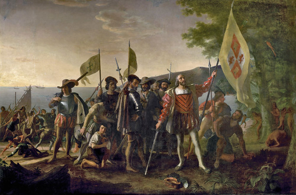 Richard Langéen: När européerna upptäckte världen
