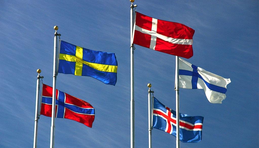 Richard Langéen: Komparativ studie om de nordiska ländernas syn på invandring