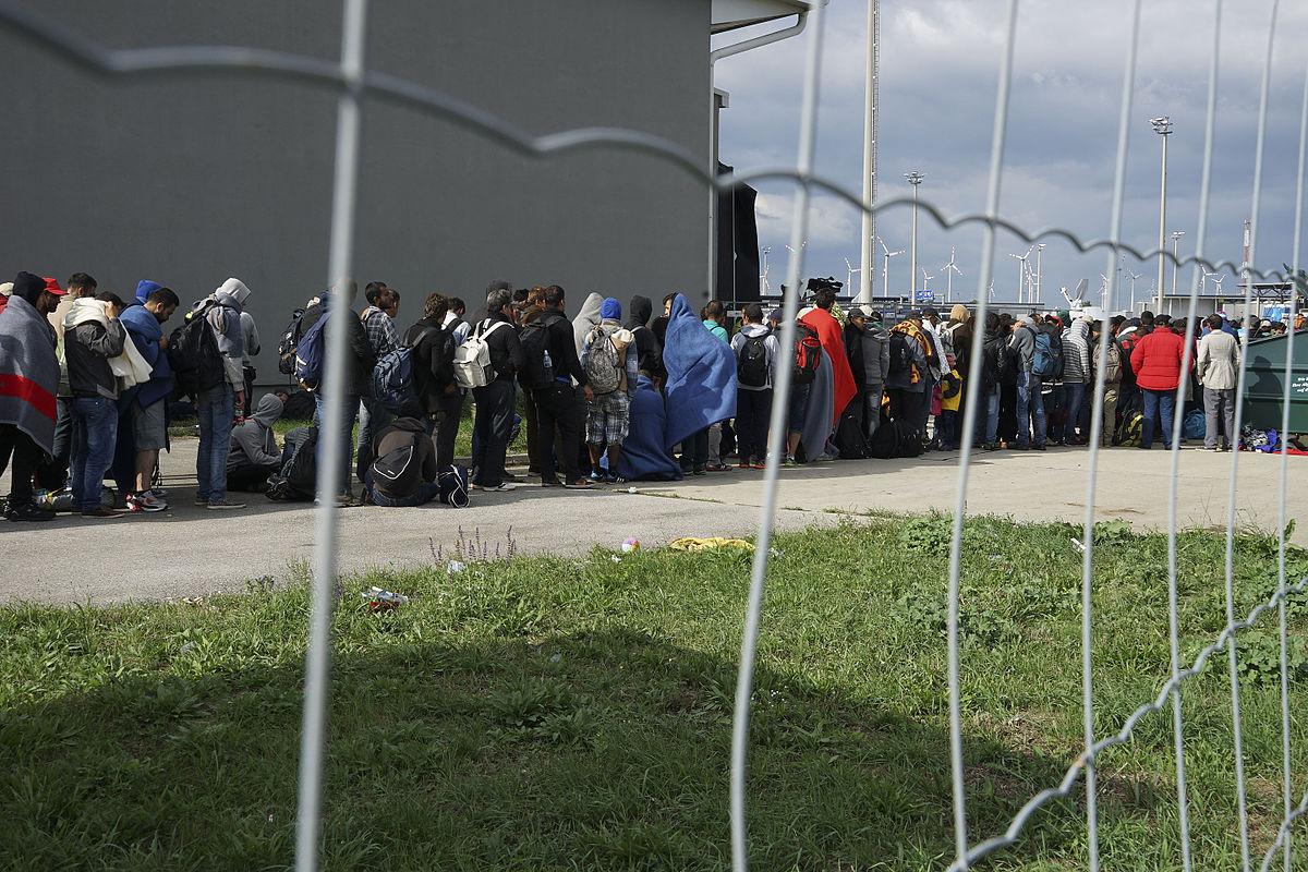 Invandringsdebatten efter asylvågen 2015