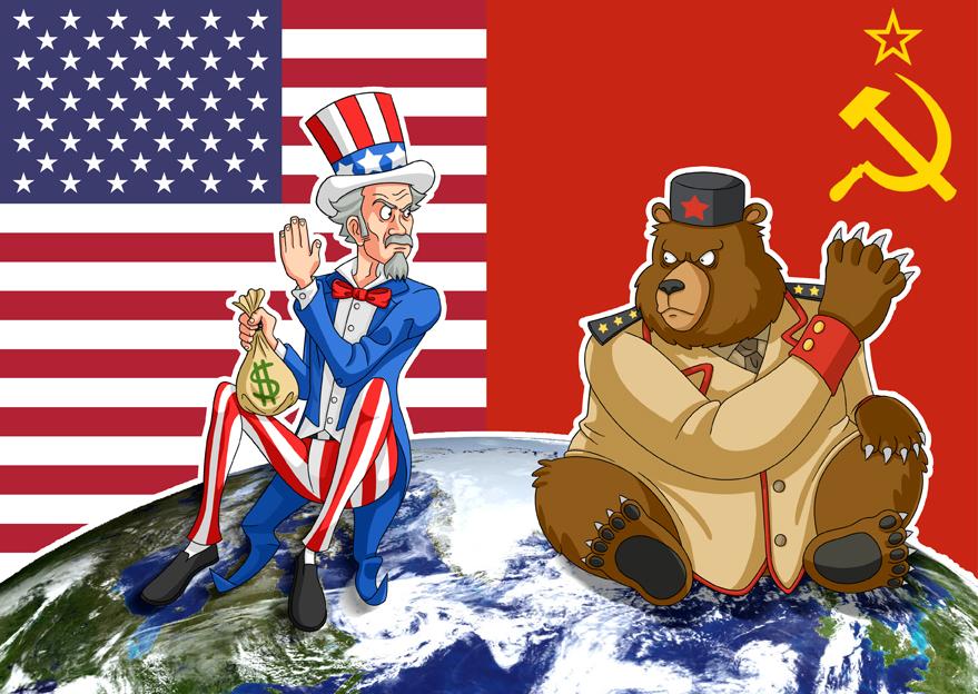 """""""Tredje ståndpunkten"""" under kalla kriget"""