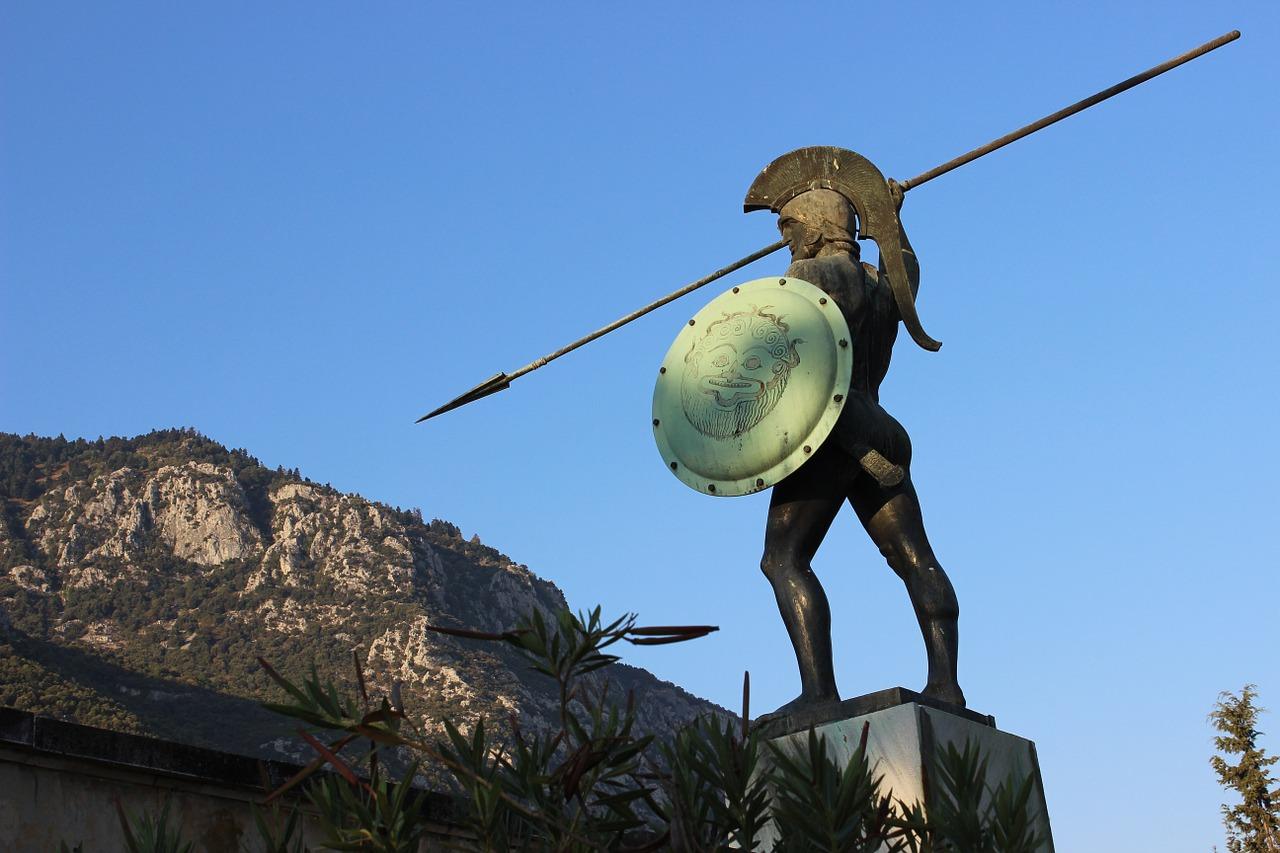 Grekland och den romerska republiken – likheter och skillnader